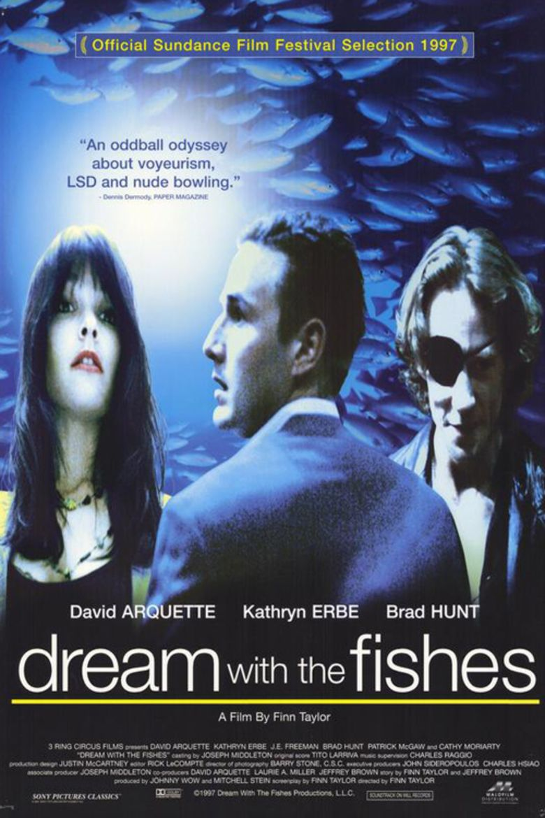 Dream with the Fishes movie poster