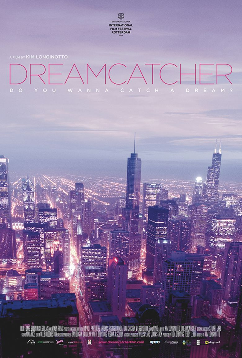 Dreamcatcher (2015 film) movie poster