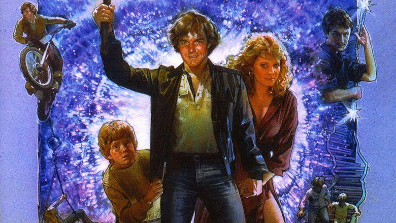 Dreamscape (1984 film) movie scenes