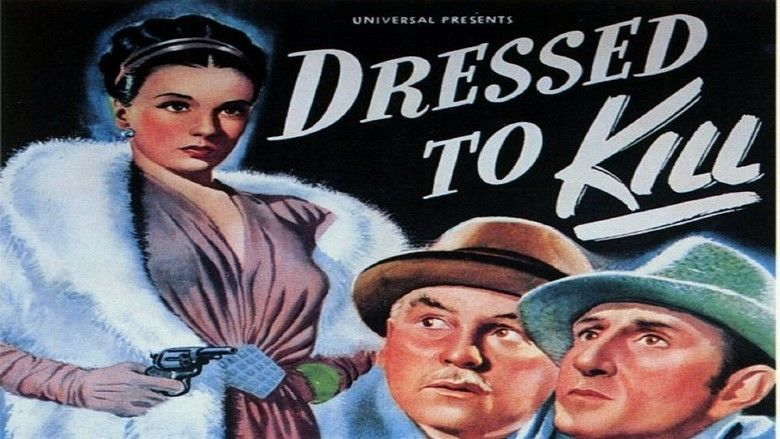 Dressed to Kill (1946 film) movie scenes