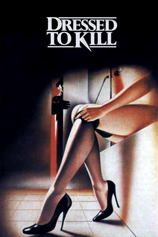 Dressed to Kill (1980 film) movie poster