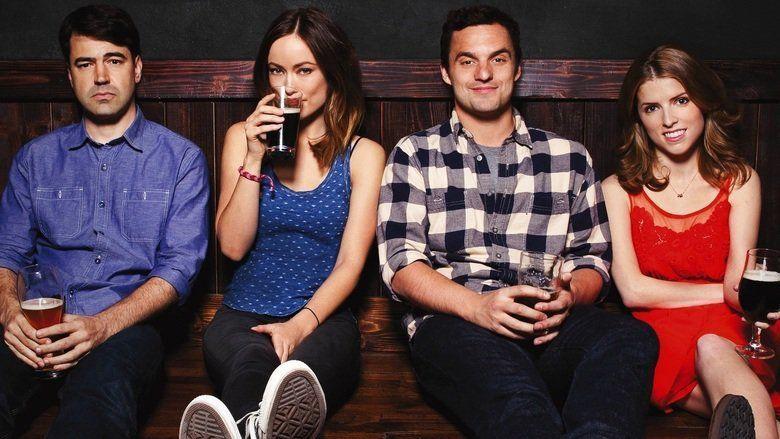 Drinking Buddies movie scenes