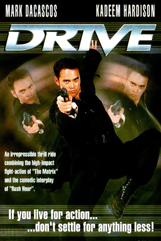 Drive (1997 film) movie poster