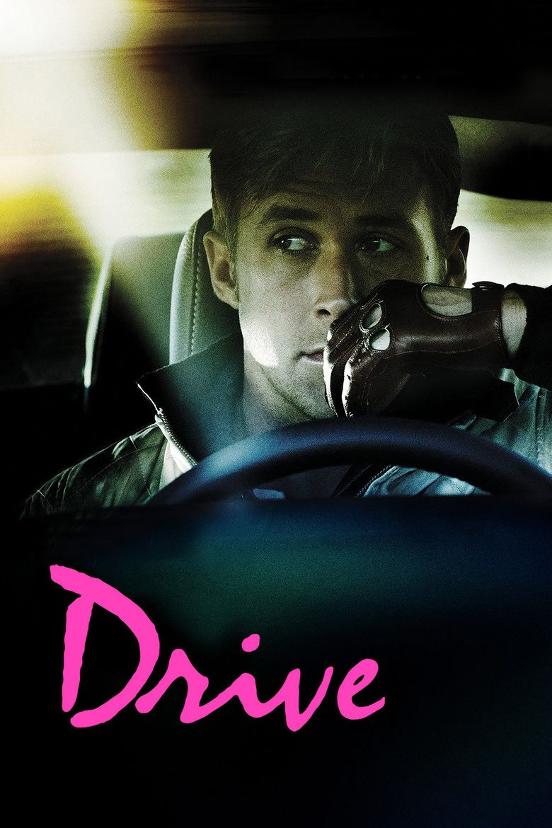 Drive (2011 film) movie poster