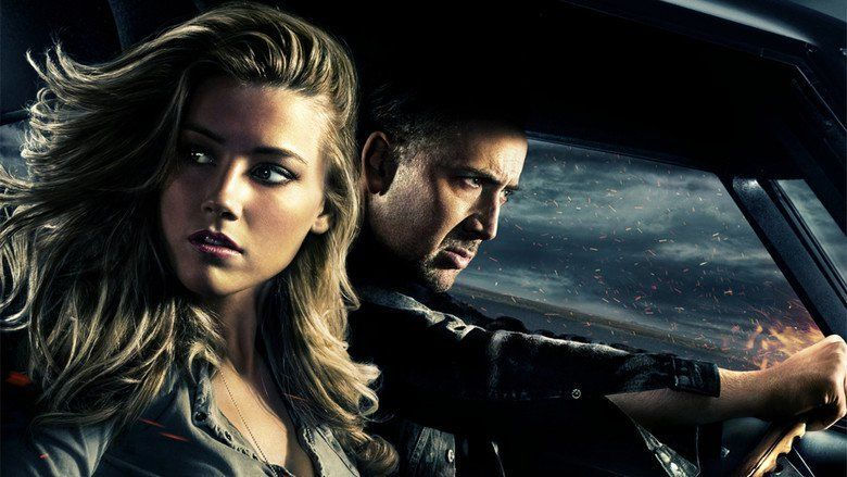 Drive Angry movie scenes