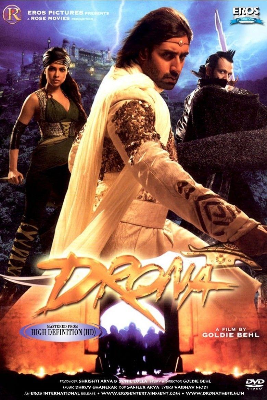 Drona (2008 film) movie poster