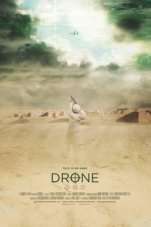 Drone (2014 film) movie poster