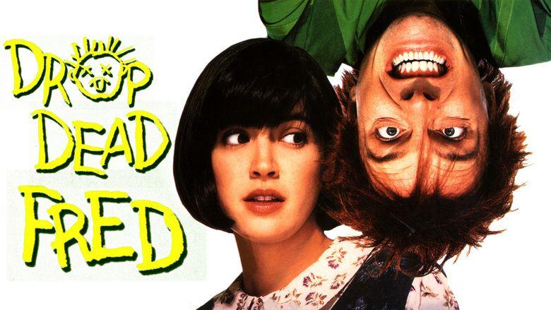 Drop Dead Fred movie scenes