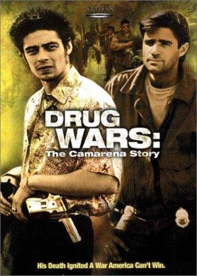 Drug Wars: The Camarena Story movie poster