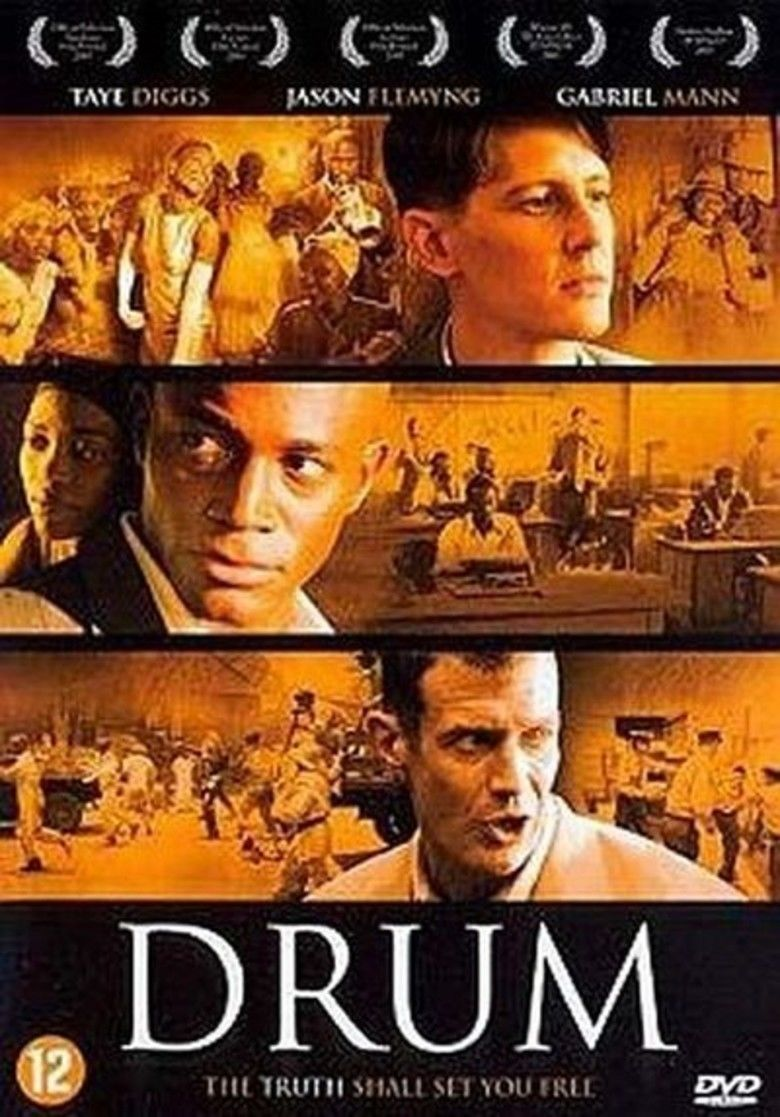Drum (2004 film) movie poster