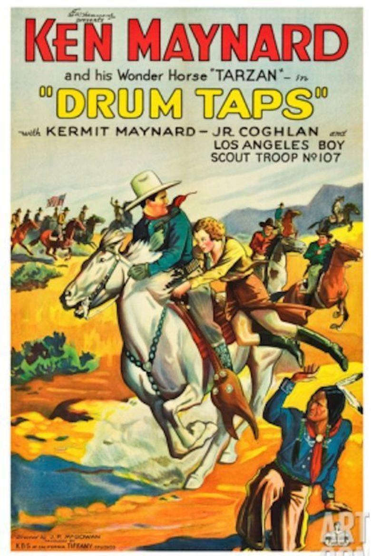 Drum Taps (film) movie poster