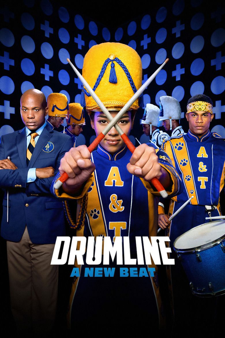 Drumline: A New Beat movie poster