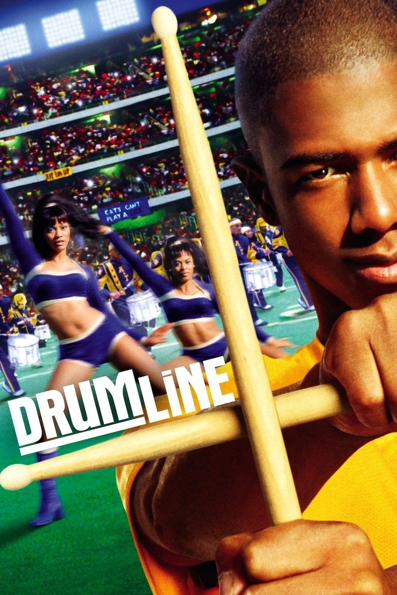 Drumline (film) movie poster