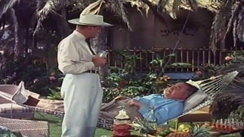 Drums of Tahiti movie scenes