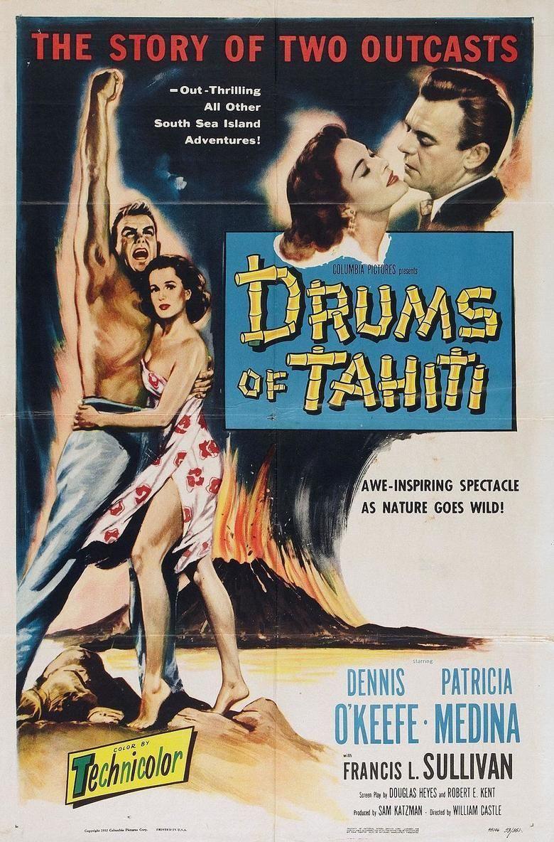 Drums of Tahiti movie poster