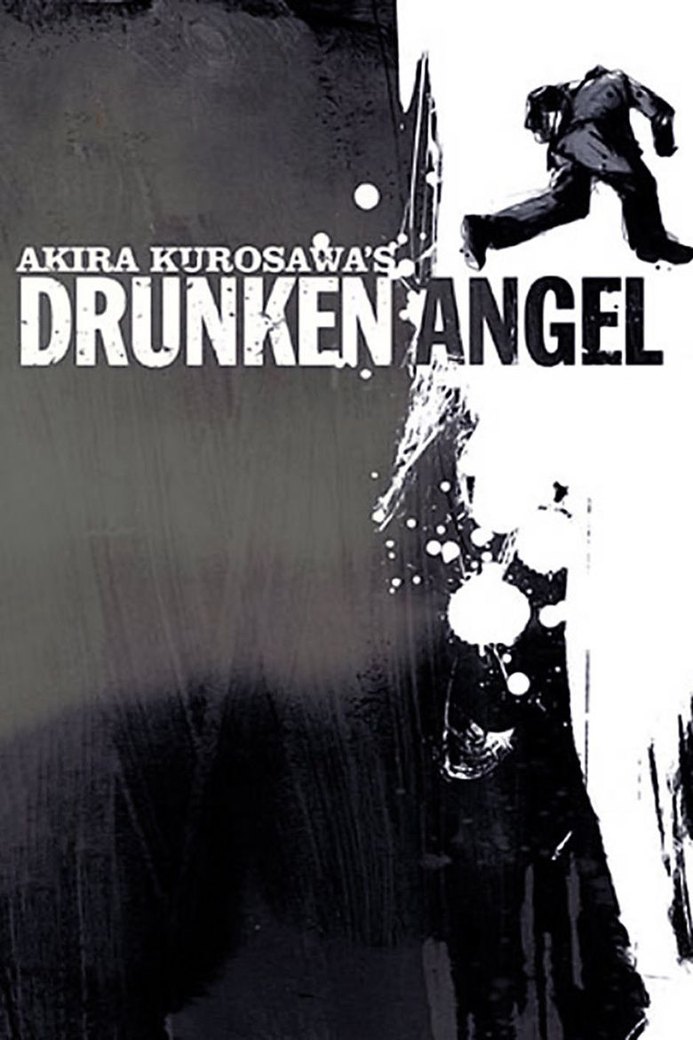 Drunken Angel movie poster