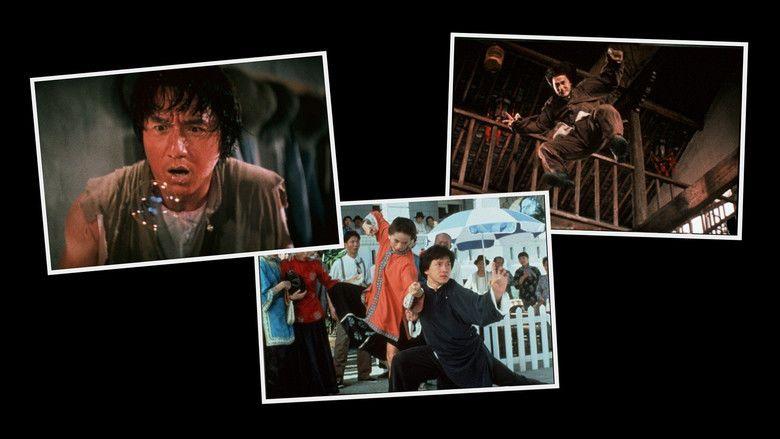 Drunken Master II movie scenes