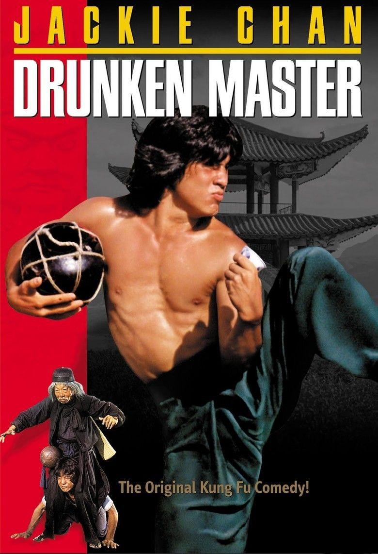 Drunken Master movie poster