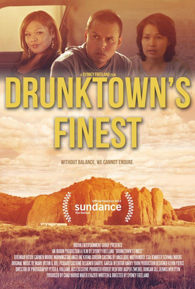 Drunktowns Finest movie poster