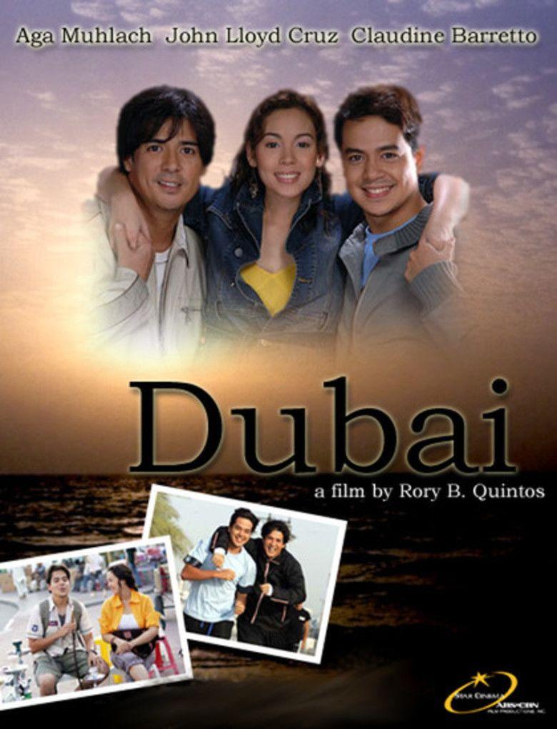 Dubai (2005 film) movie poster