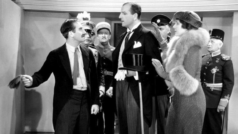Duck Soup (1933 film) movie scenes