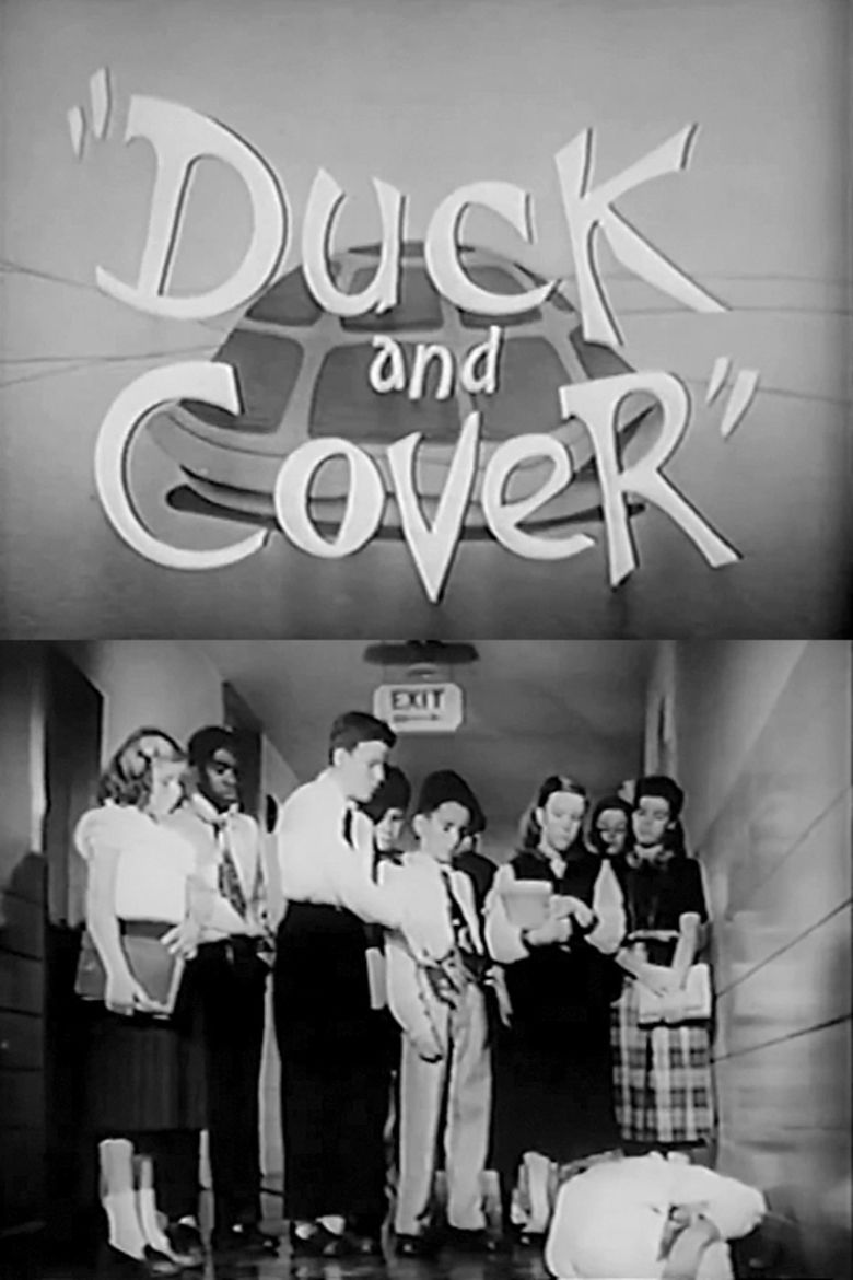 Duck and Cover (film) movie poster