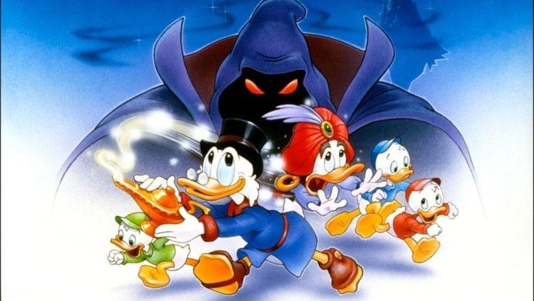 Nice DuckTales The Movie: Treasure Of The Lost Lamp Movie Scenes
