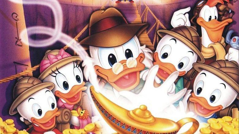 DuckTales the Movie: Treasure of the Lost Lamp movie scenes