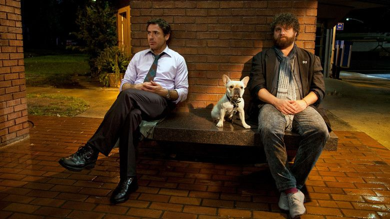 Due Date movie scenes