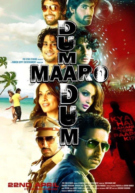 Dum Maaro Dum (film) movie poster