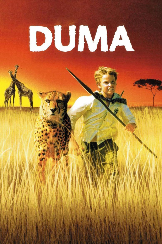 Duma (film) movie poster