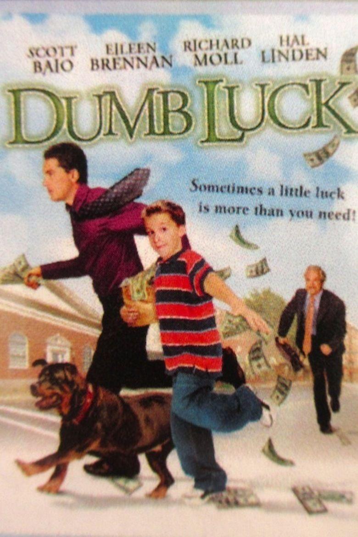 Dumb Luck (film) movie poster