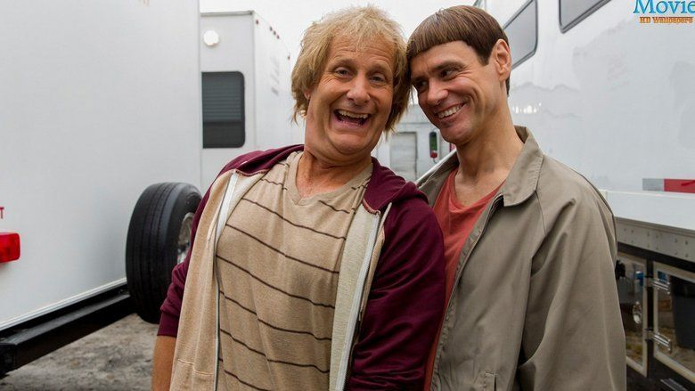 Dumb and Dumber To movie scenes