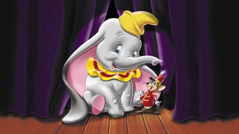 Dumbo movie scenes