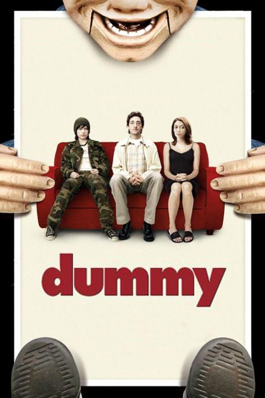 Dummy (film) movie poster