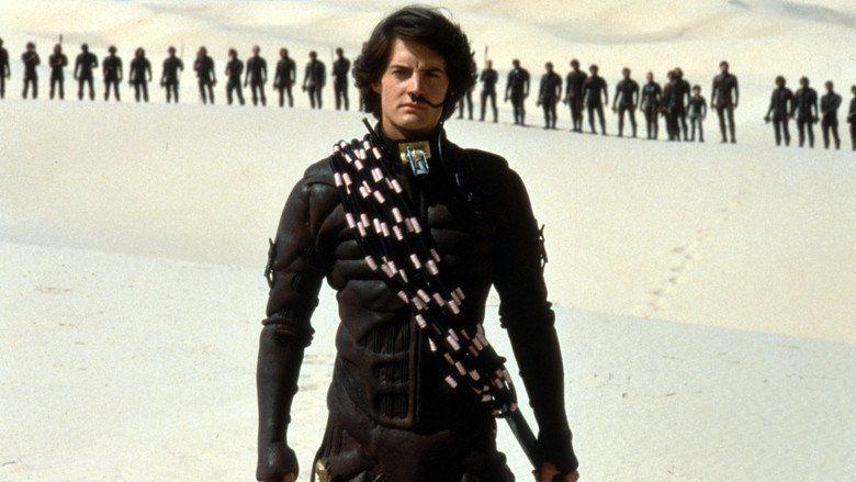 Dune (film) movie scenes