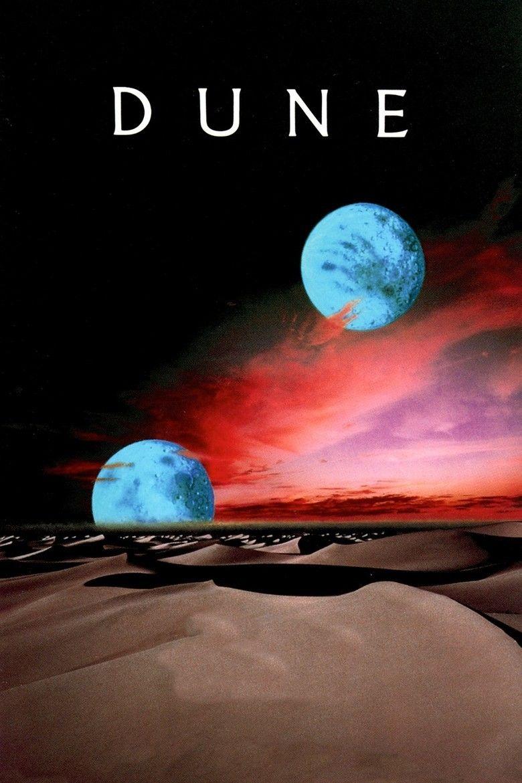 Dune (film) movie poster