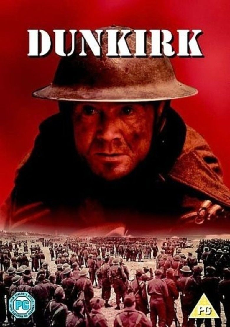 Dunkirk (film) movie poster