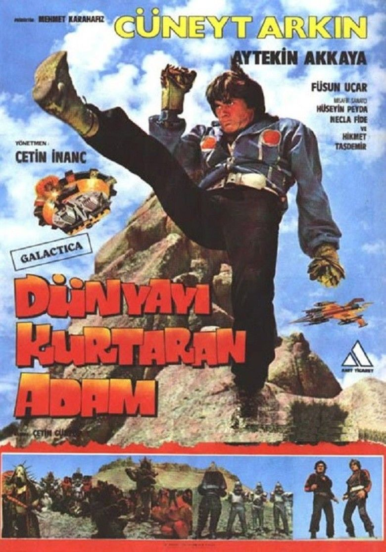 Dunyayi Kurtaran Adam movie poster