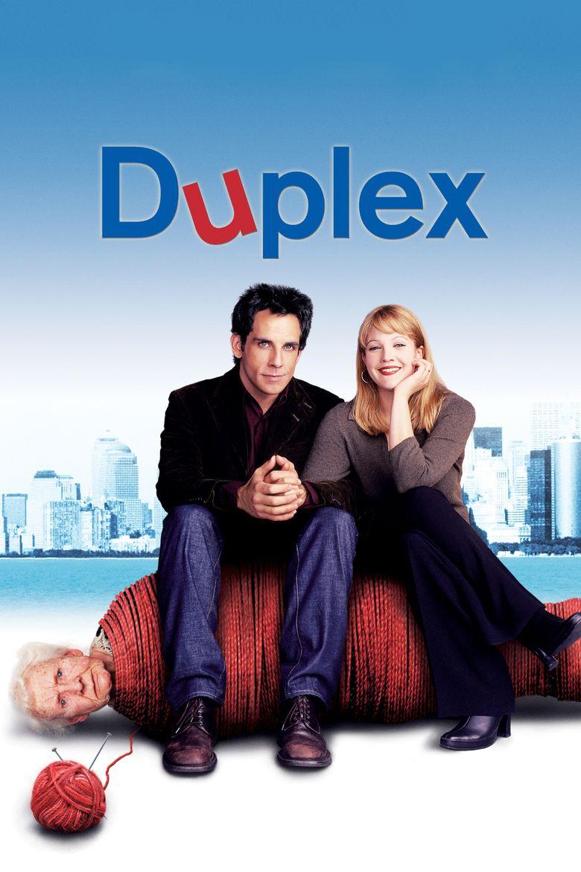 Duplex (film) movie poster