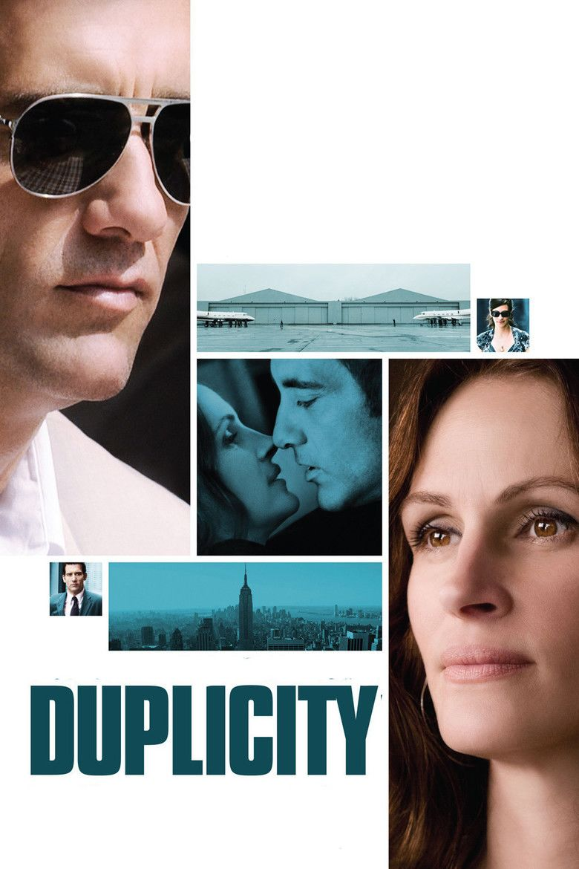 Duplicity (film) movie poster