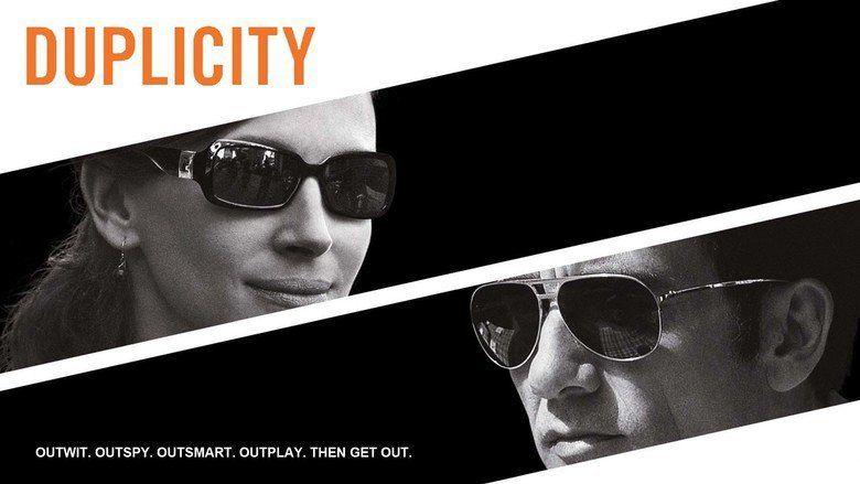 Duplicity (film) movie scenes