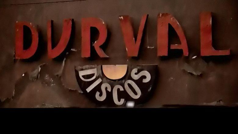 Durval Discos movie scenes