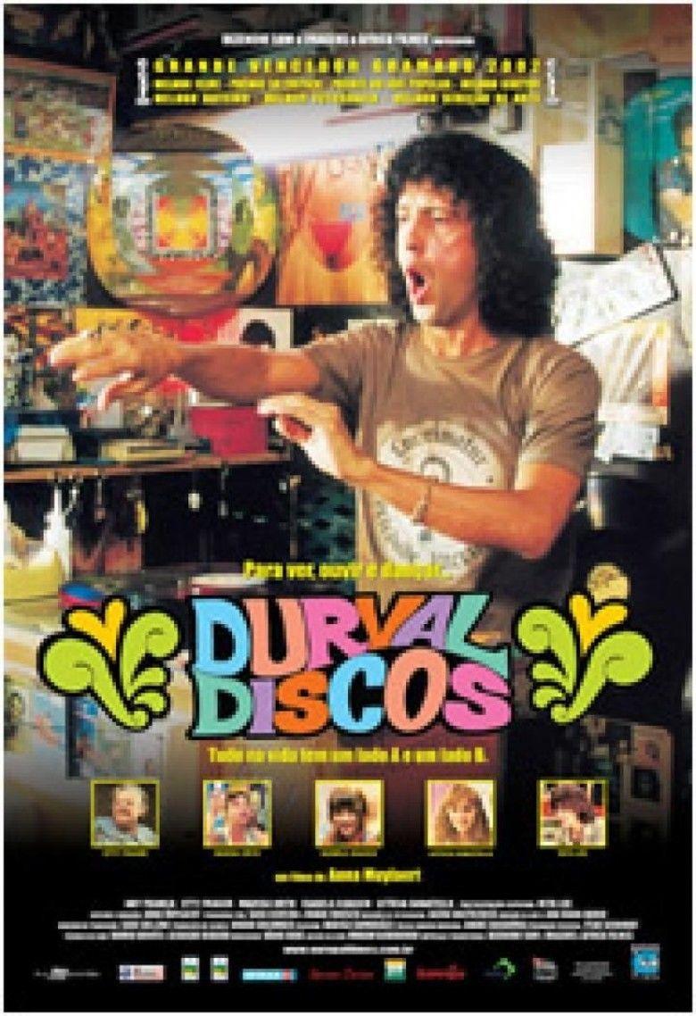 Durval Discos movie poster