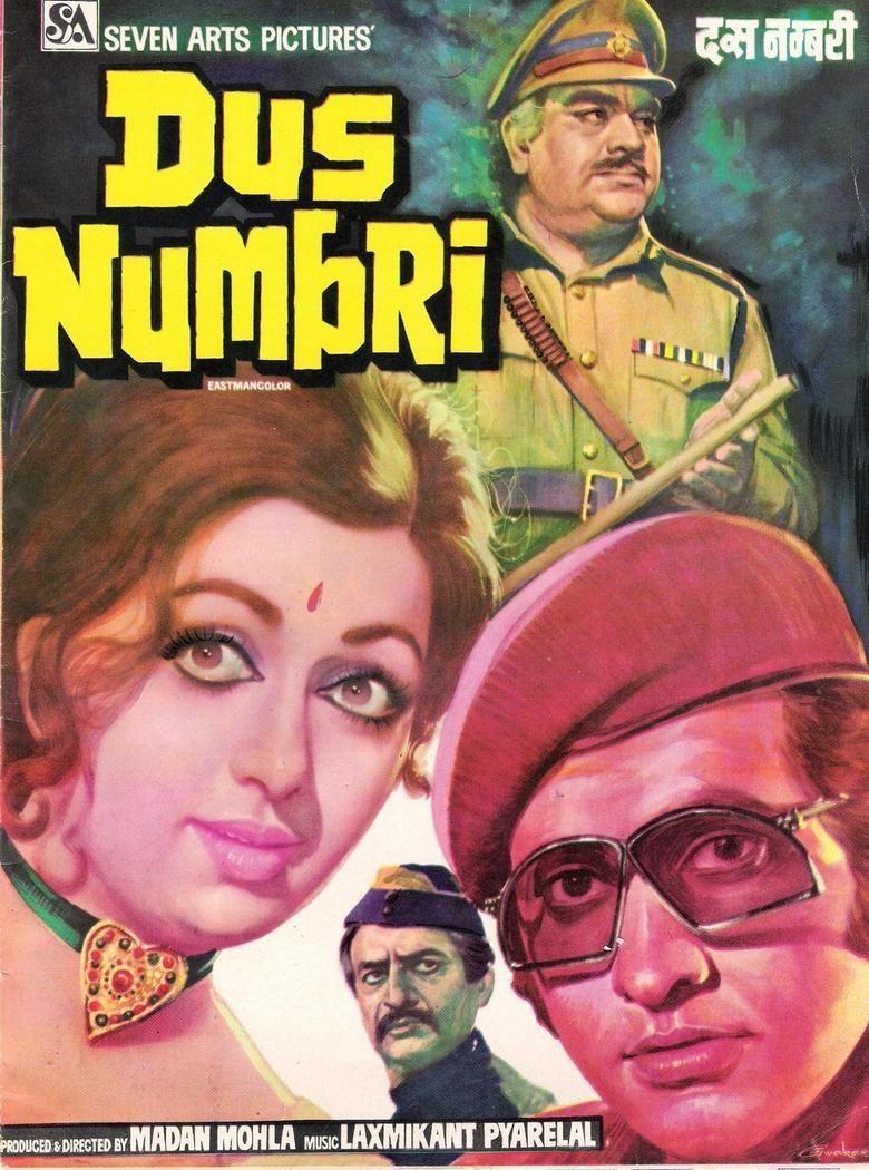 Dus Numbri movie poster