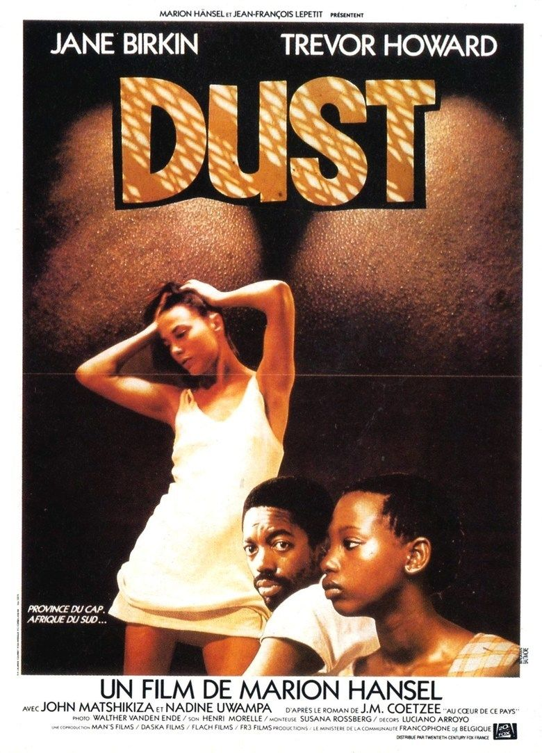 Dust (1985 film) movie poster