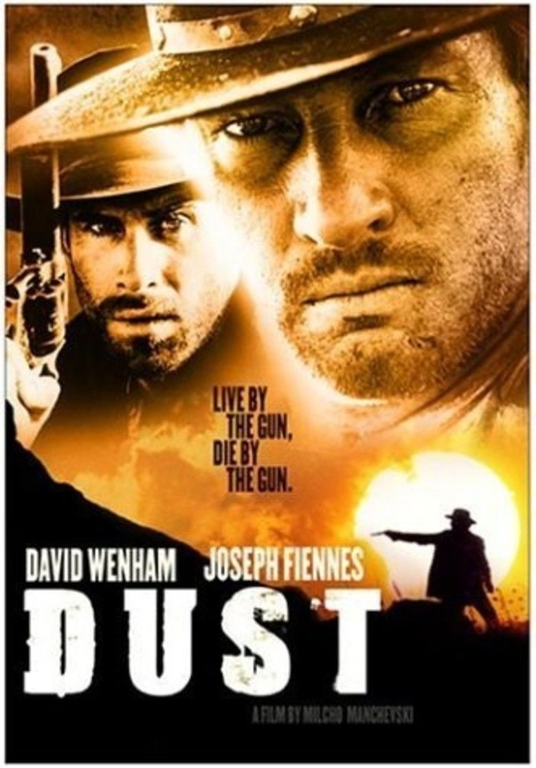 Dust (2001 film) movie poster