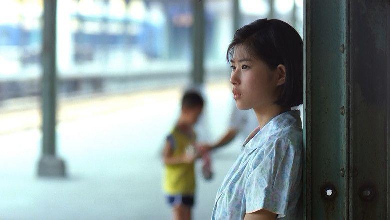 Dust in the Wind (film) movie scenes