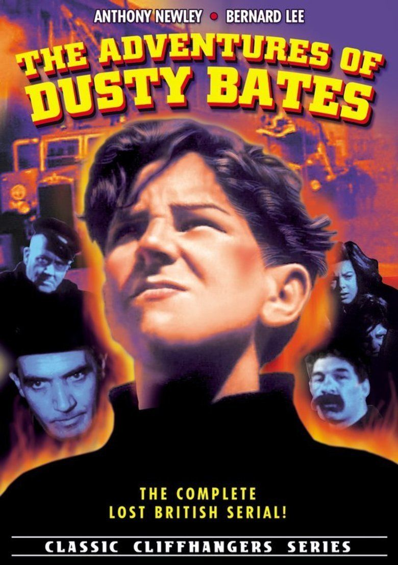 Dusty Bates movie poster