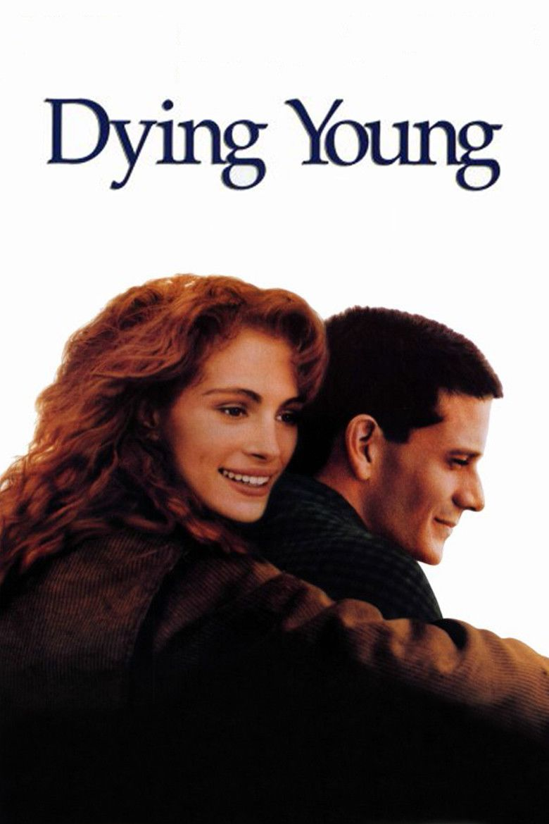 Dying Young movie poster